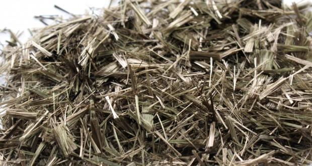 Basalt fibre for concrete mix